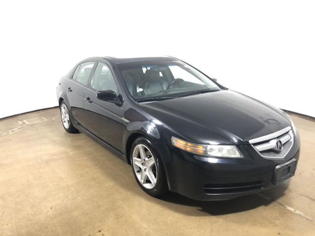 Pre Owned 2005 Acura Tl 4dr Sdn At 4dr Car In Greenwood 81501b