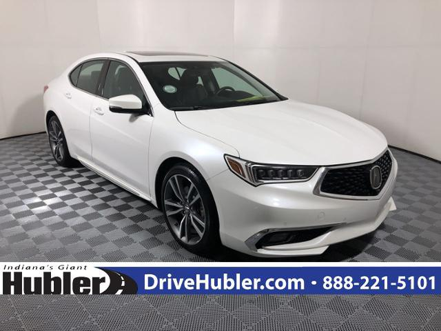 Pre-Owned 2019 Acura TLX 3.5L FWD w/Advance Pkg
