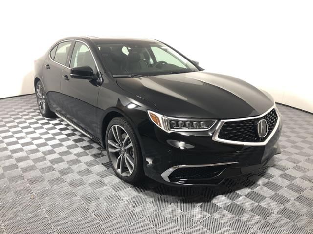 New 2019 Acura TLX 3.5 V-6 9-AT SH-AWD with Technology Package