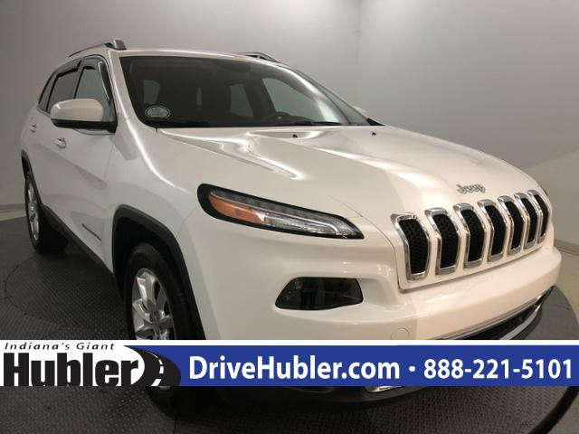 Pre-Owned 2015 Jeep Cherokee 4WD 4dr Limited