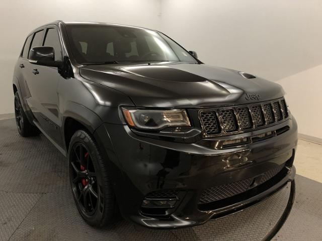 Pre-Owned 2018 Jeep Grand Cherokee SRT 4x4 *Ltd Avail*