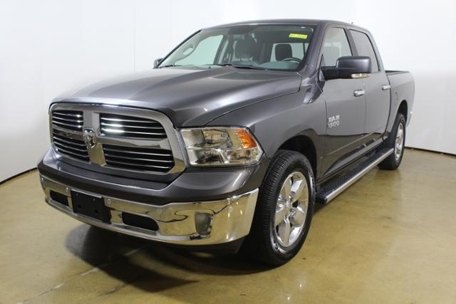 Pre-Owned 2017 Ram 1500 Big Horn 4x4 Crew Cab 5'7 Box Crew Cab Pickup
