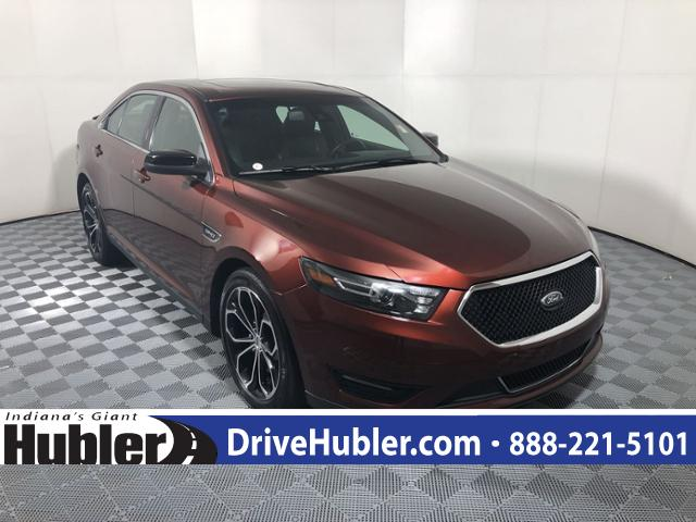 2016 Ford Taurus Sho >> Pre Owned 2016 Ford Taurus 4dr Sdn Sho Awd 4dr Car In Greenwood