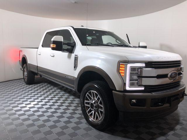 Pre-Owned 2017 Ford Super Duty F-250 SRW King Ranch 4WD Crew Cab 8' Box