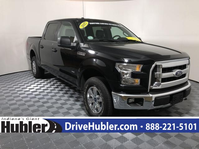 Pre Owned 2017 Ford F 150 Xlt 4wd Supercrew 5 Box
