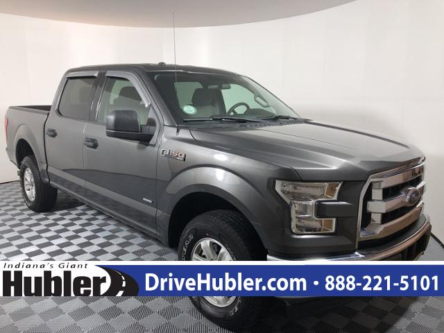 Pre Owned 2017 Ford F 150 Xlt 4wd Supercrew 6 5 Box