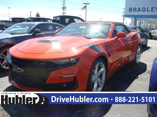 Pre-Owned 2019 Chevrolet Camaro 2dr Conv 2SS