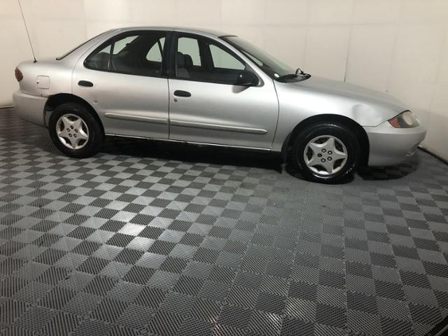 Used 2003 Chevrolet Cavalier 4dr Sdn