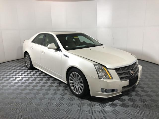 Pre-Owned 2010 Cadillac CTS 4dr Sdn 3.6L Performance AWD