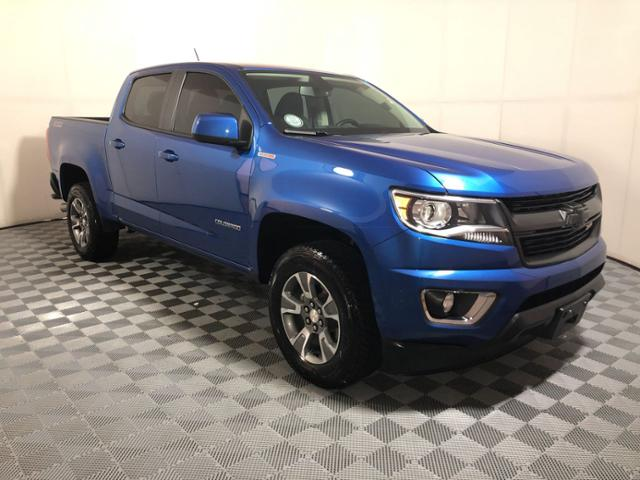 Pre-Owned 2018 Chevrolet Colorado 4WD Crew Cab 128.3 Z71