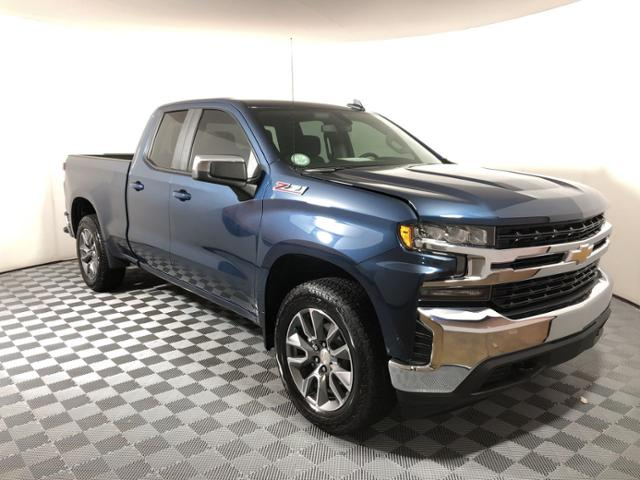 Pre-Owned 2019 Chevrolet Silverado 1500 4WD Double Cab 147 LT