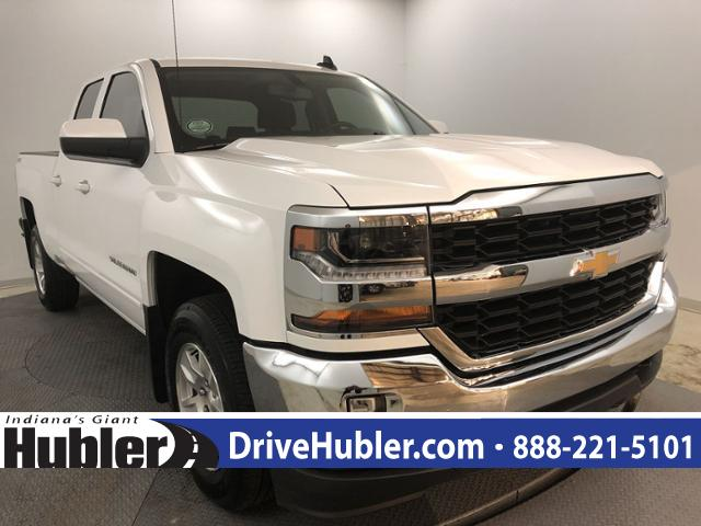 Pre Owned 2017 Chevrolet Silverado 1500 4wd Double Cab 143 5 Lt W 1lt