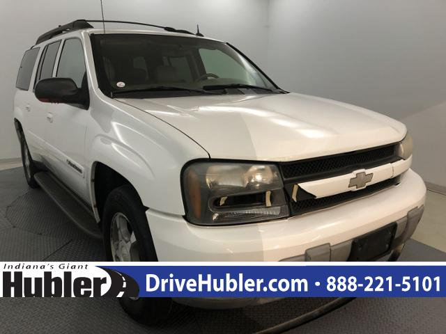 Pre-Owned 2004 Chevrolet TrailBlazer EXT 4dr 4WD EXT LT