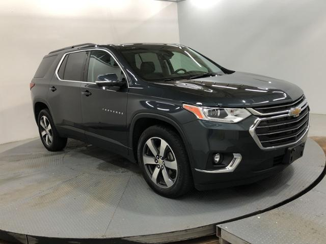 Pre-Owned 2020 Chevrolet Traverse AWD 4dr LT Leather