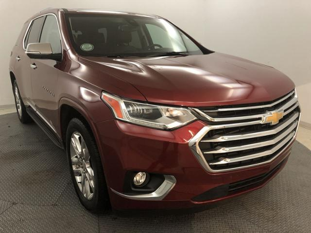 Pre-Owned 2018 Chevrolet Traverse AWD 4dr High Country w/2LZ