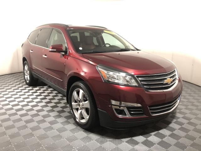 Pre-Owned 2016 Chevrolet Traverse AWD 4dr LTZ