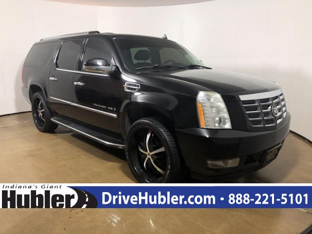 Pre Owned 2007 Cadillac Escalade Esv Awd 4dr Sport Utility In