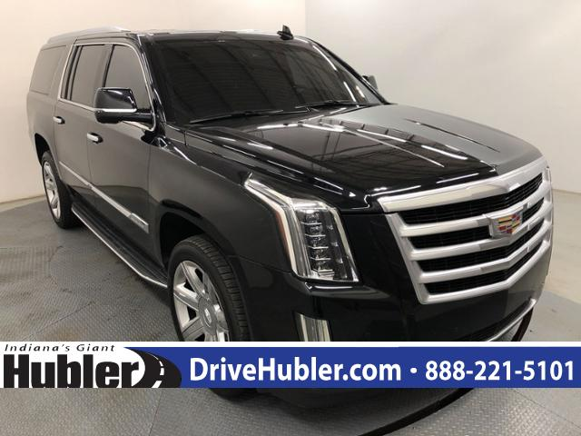 Pre-Owned 2016 Cadillac Escalade ESV 4WD 4dr Luxury Collection
