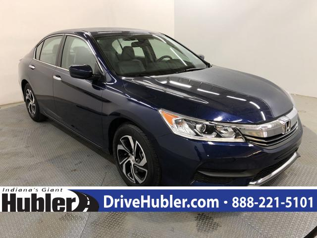 Pre Owned 2017 Honda Accord Lx Cvt