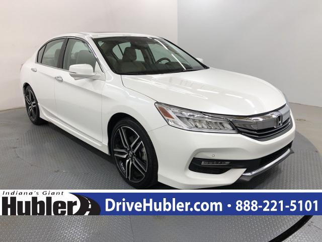 Pre Owned 2017 Honda Accord Touring Auto