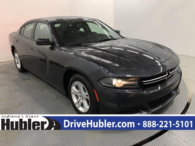 Pre-Owned 2017 Dodge Charger SE RWD