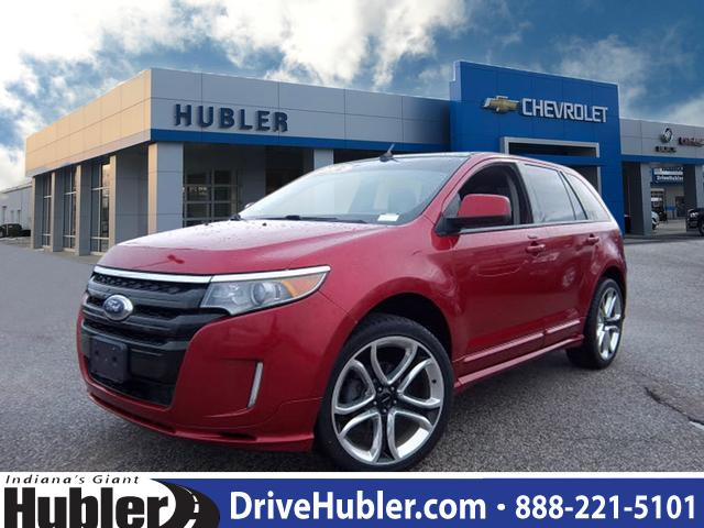 Pre-Owned 2011 Ford Edge 4dr Sport AWD