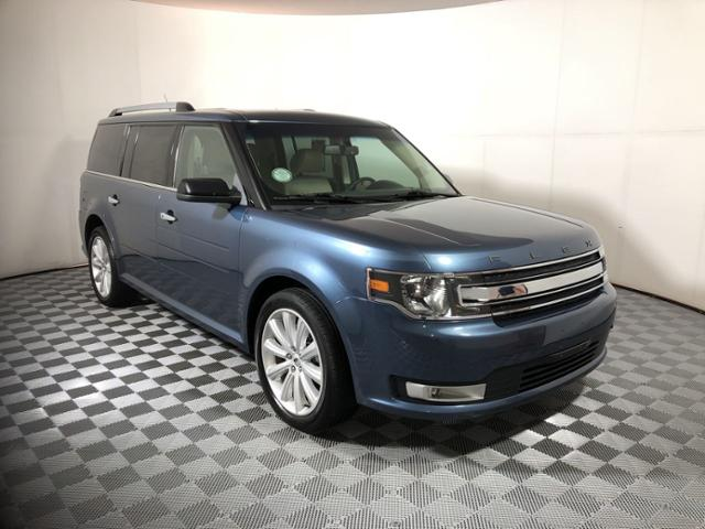 Pre-Owned 2019 Ford Flex SEL AWD
