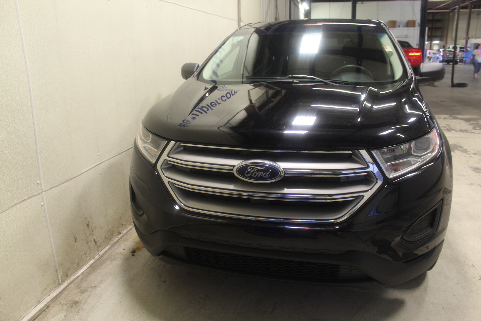 Pre-Owned 2017 Ford Edge SE FWD