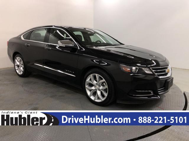 Pre-Owned 2019 Chevrolet Impala 4dr Sdn Premier w/2LZ