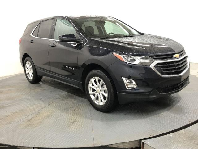 Pre-Owned 2020 Chevrolet Equinox AWD 4dr LT w/1LT