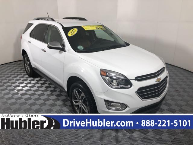Pre Owned 2017 Chevrolet Equinox Awd 4dr Premier