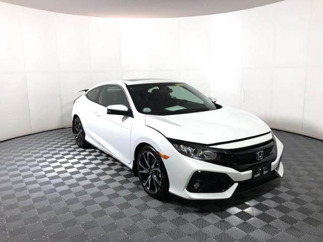 Pre-Owned 2019 Honda Civic Si Manual