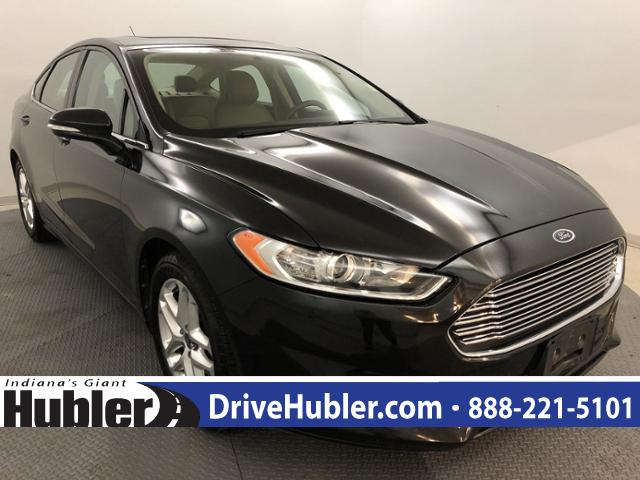 Pre-Owned 2013 Ford Fusion 4dr Sdn SE FWD
