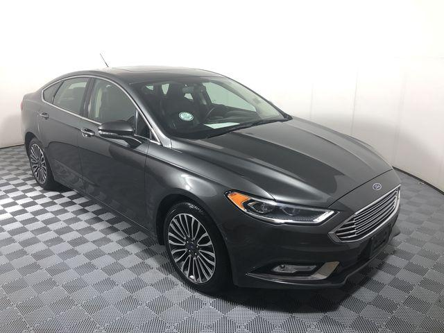 Pre Owned 2017 Ford Fusion Se Awd