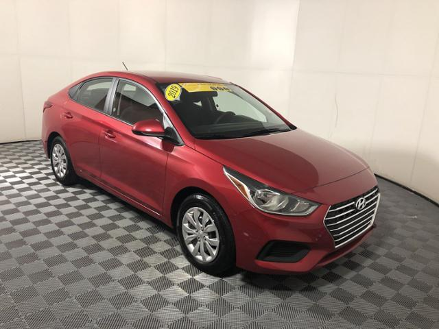 Pre-Owned 2019 Hyundai Accent SE Sedan Auto