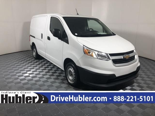 Pre-Owned 2015 Chevrolet City Express FWD 115 LS