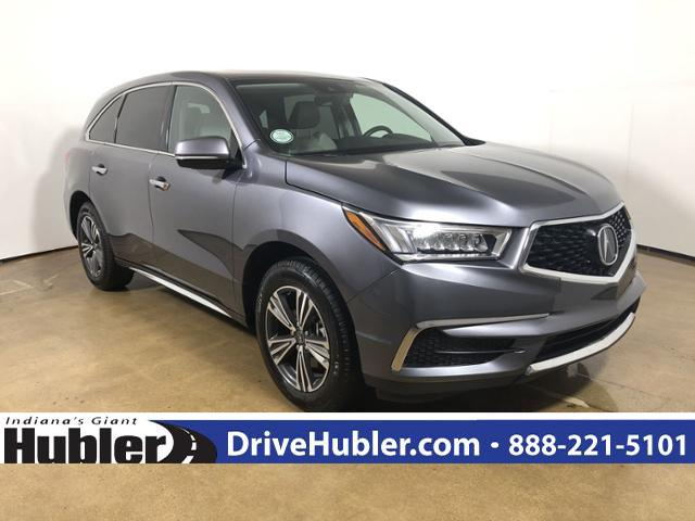 Certified Pre Owned 2017 Acura Mdx Sh Awd Sport Utility In Greenwood