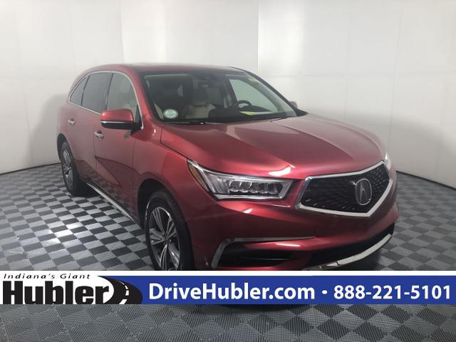 Certified Pre-Owned 2019 Acura MDX AWD