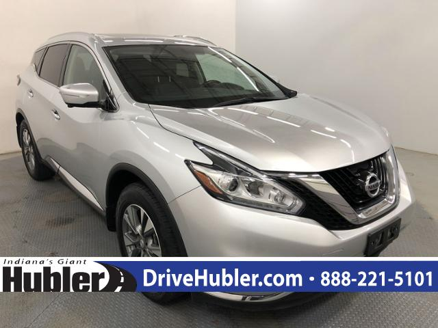 Pre-Owned 2015 Nissan Murano FWD 4dr SL