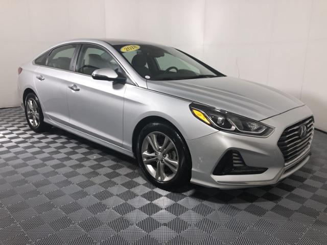 Pre-Owned 2018 Hyundai Sonata SEL 2.4L *Ltd Avail*
