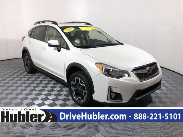 Pre-Owned 2017 Subaru Crosstrek 2.0i Limited CVT