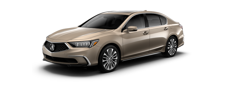 New 2019 Acura RLX with Technology Package