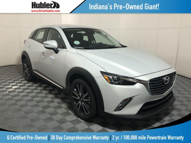 Pre-Owned 2018 Mazda CX-3 Grand Touring AWD