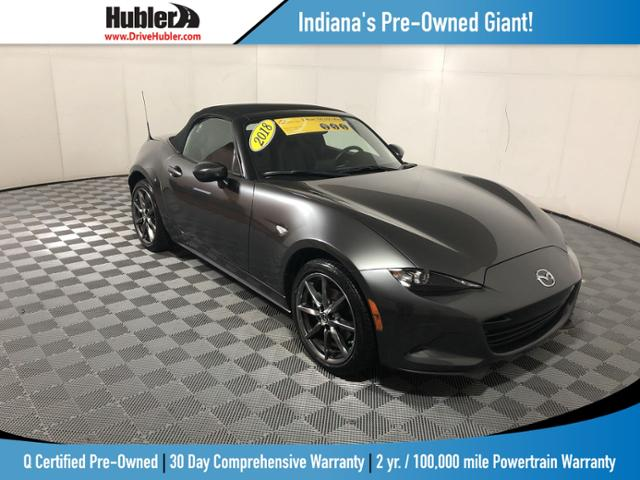 Pre-Owned 2018 Mazda MX-5 Miata Grand Touring Auto