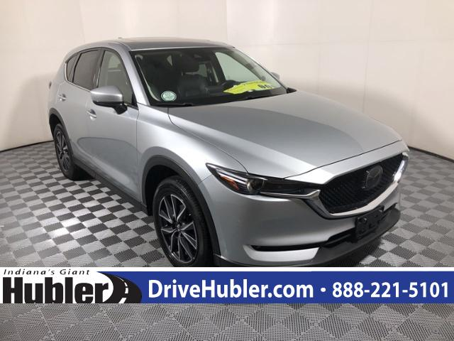 Pre-Owned 2018 Mazda CX-5 Grand Touring AWD