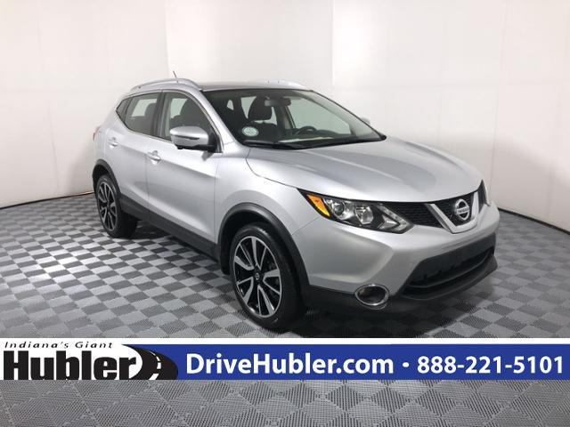 Pre-Owned 2017 Nissan Rogue Sport AWD SL