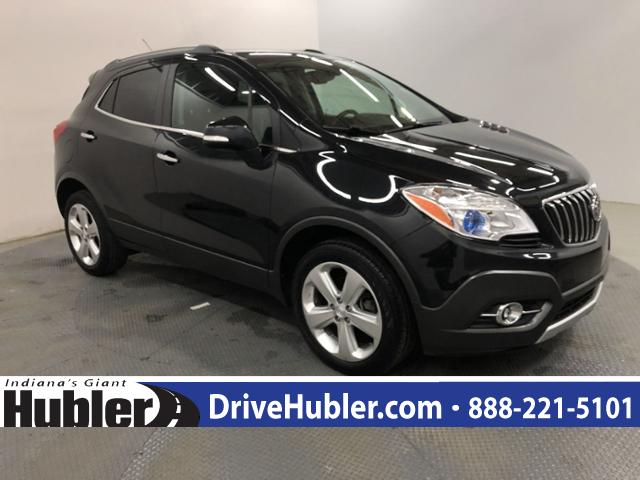 Pre Owned 2016 Buick Encore Awd 4dr Convenience