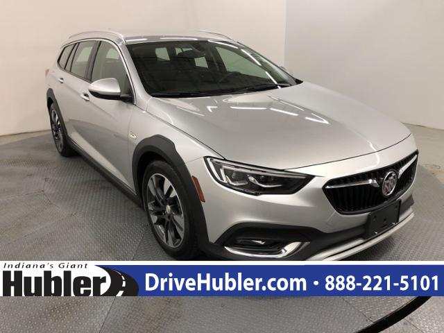 Pre-Owned 2018 Buick Regal TourX 5dr Wgn Essence AWD