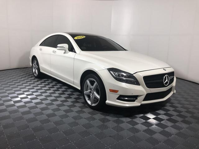 Pre-Owned 2014 Mercedes-Benz CLS 4dr Sdn CLS 550 4MATIC®