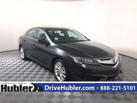 Certified Pre-Owned 2016 Acura ILX with AcuraWatch Plus